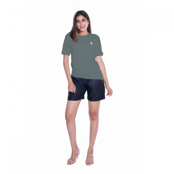 Dark Grey Dry Fit T-Shirt