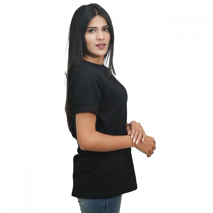 Black Girls Half Sleeve T-Shirt