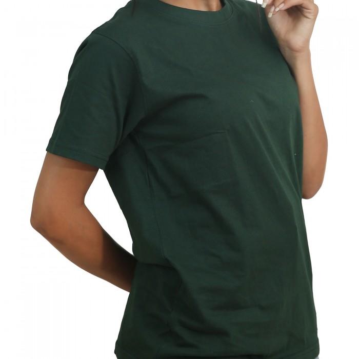 Green Girls Half Sleeve T-Shirt